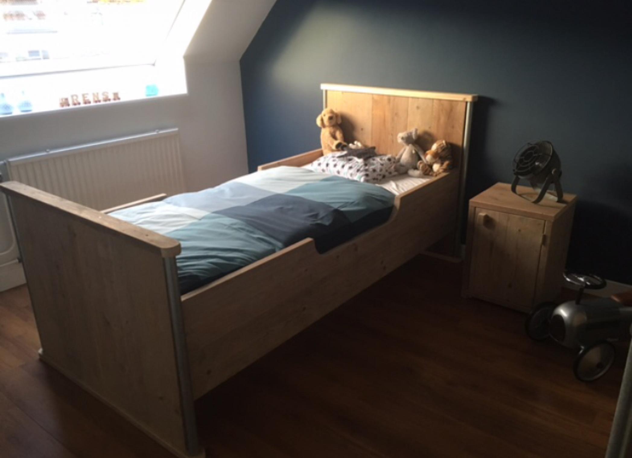 Steigerhout Bakel | Gehele slaapkamer